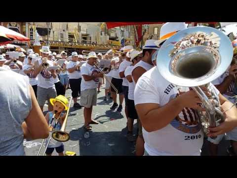 Festa ta' San Giljan 2016 - Marc tal-Hadd mal-Banda San Giljan
