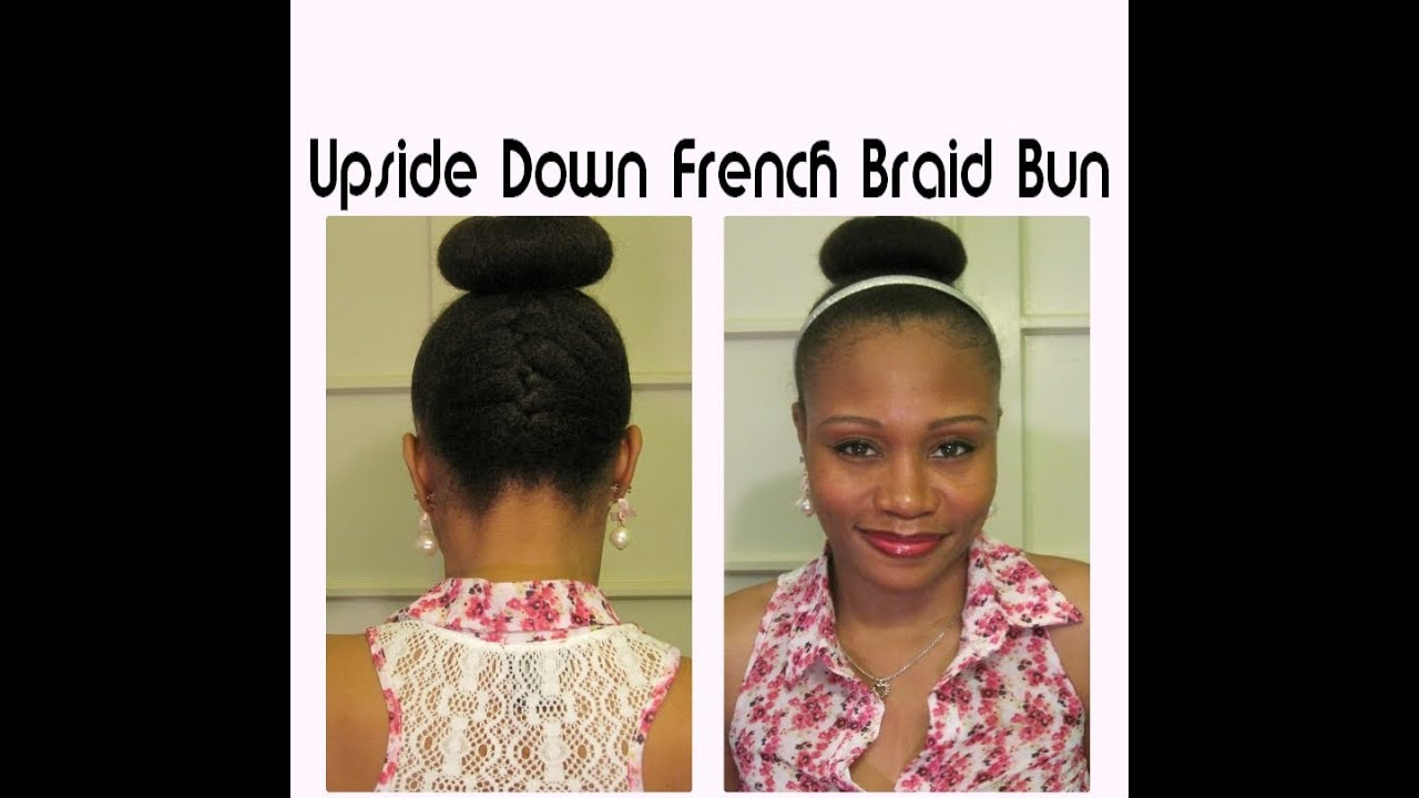 how to make french bun hairstyle