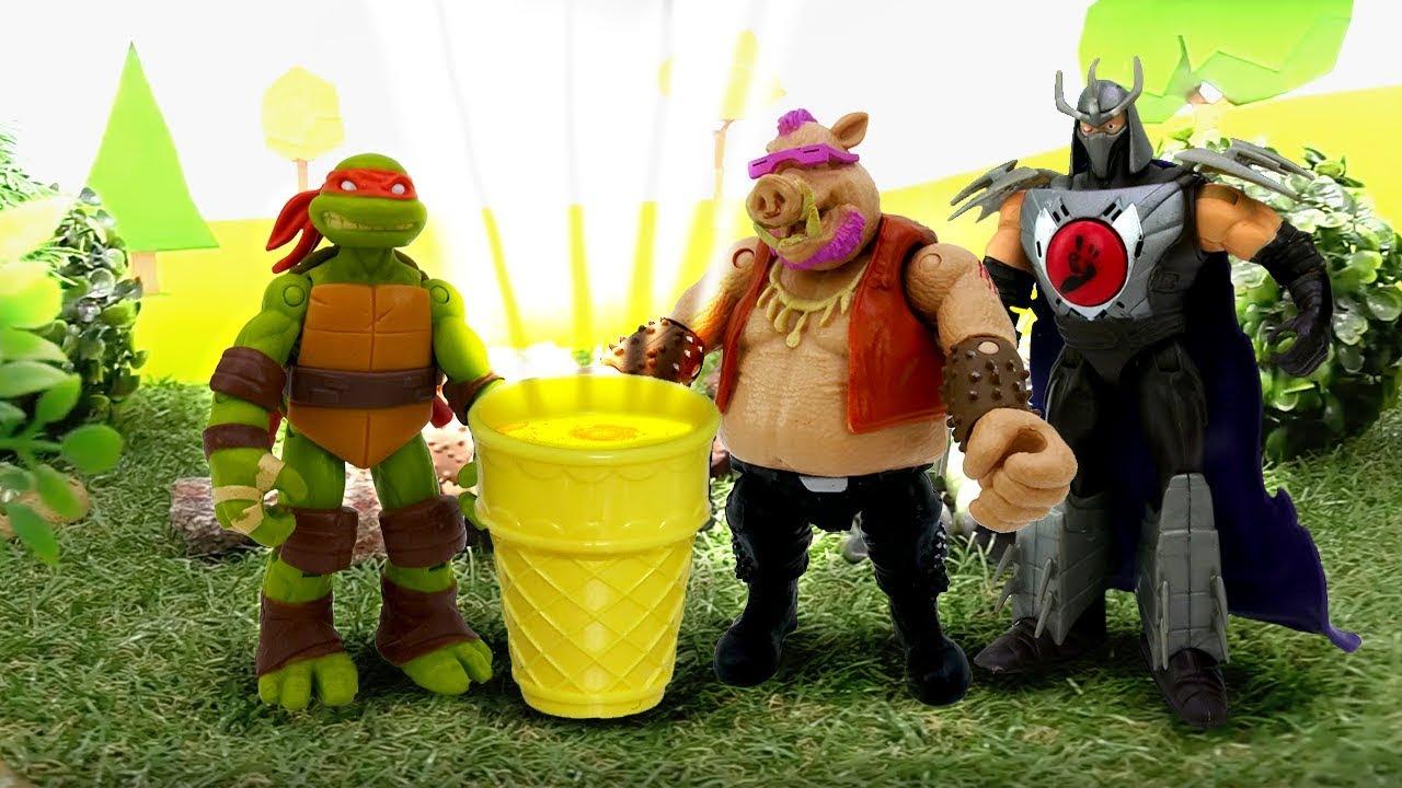 Ninja Turtles Deutsch