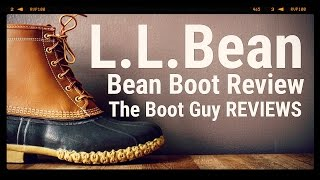 "L.L.Bean Boots, 8"" Gore-Tex/Thinsulate Item #: TA212080 [ The Boot Guy Reviews ]"