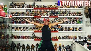 Funko Pop Collection Video! 400+! Plus Figuarts. FIgma, Mezco, Marvel Legends, etc.!