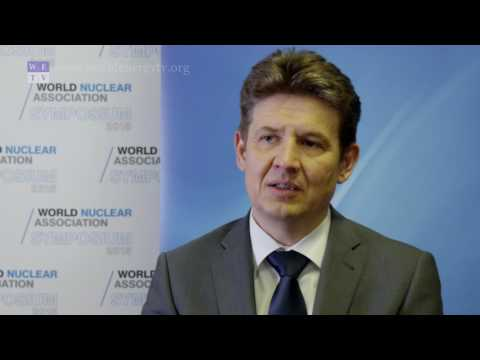 WNA | Prof. Dr. Attila Aszódi, Government Commissioner of the Paks Nuclear Power Plant, Hungary