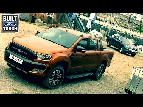 New Ford Ranger (T6) MY16