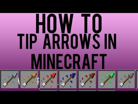 how to craft an arrow in minecraft how to tip arrows in minecraft 1 9 asurekazani 8119