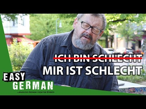 5 Common Mistakes When Expressing Feelings in German | Super Easy German (108)