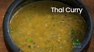 Thal Curry