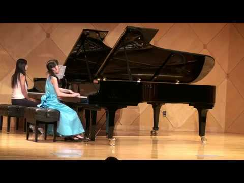 Rina Kubota Mozart Piano Concerto No. 20 in d minor K 466 1st mov