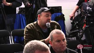 Malthouse and Robbo: post-match press conference (2009)