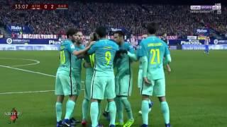 vuclip اهداف مباراة برشلونة واتلتيكو مدريد 2-1 ذهاب نصف نهائي كاس الملك 01-02-2017-HD