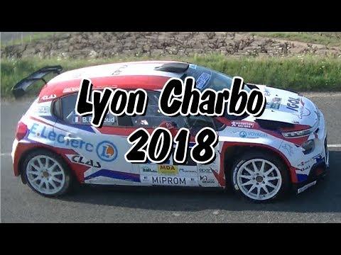 Rallye Lyon Charbo 2018