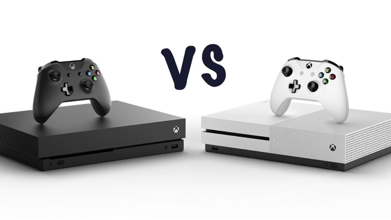 xbox one x vs xbox one s cual me compro mi opini n. Black Bedroom Furniture Sets. Home Design Ideas