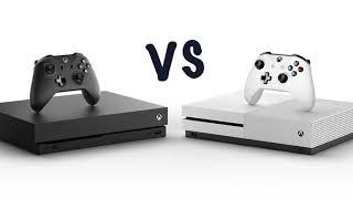 XBOX ONE X VS XBOX ONE S - CUAL ME COMPRO?  ( MI OPINIÓN )