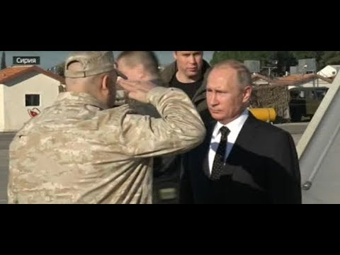 بوتين:  -المهمة أنجزت في سوريا-.. ما الرسائل ؟  - نشر قبل 9 ساعة
