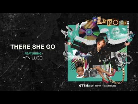 Thumbnail: PnB Rock - There She Go feat. YFN Lucci [Official Audio]