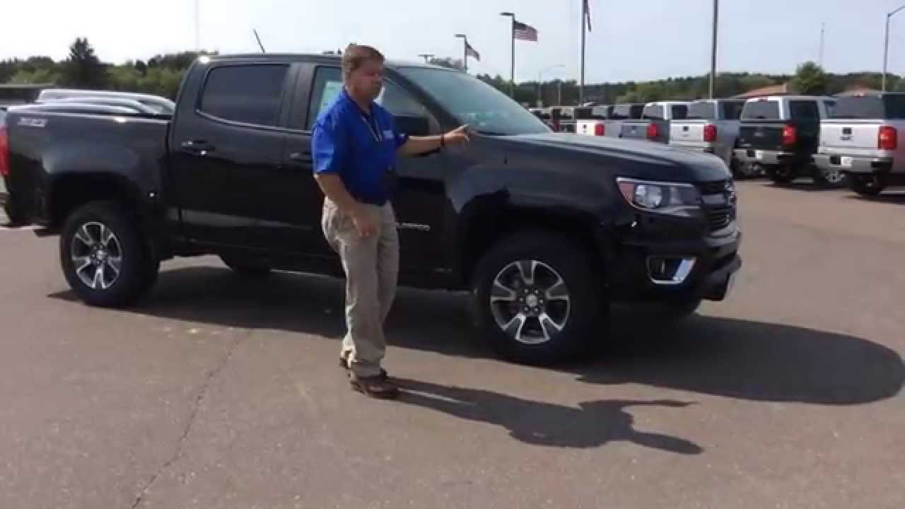 2015 Chevrolet Colorado At Don Johnson Motors In Rice Lake