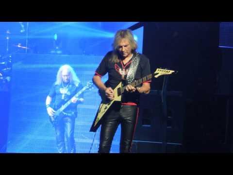 Judas Priest Victim of Changes, Halls of Valhalla, Rage, Turbo Lover Civic Center Peoria, IL 11-3-15