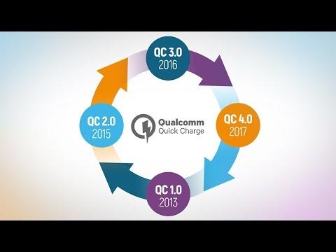 Быстрая зарядка устройства или технология Quick Charge от Qualcomm – Обзор