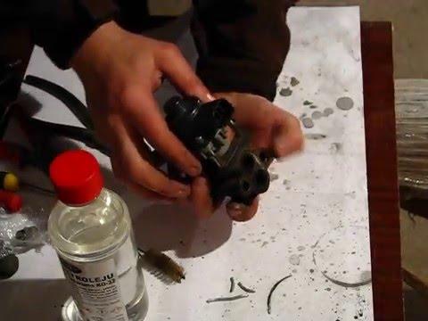 Проверка клапана ЕГР  Z16XER
