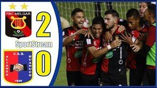 🤩RESUMEN GOLES DEBATE⚽️FBC Melgar vs Alianza Universidad⚽️ Liga 1 Apertura Peru Cup 2019