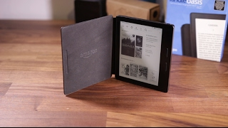 Kindle Oasis Review – The Ultimate E-reader