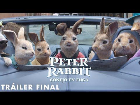 PETER RABBIT: CONEJO EN FUGA | Trailer final en español (HD)