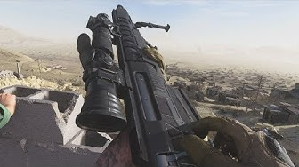 Sniper Mission - Call of Duty Modern Warfare