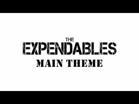 The Expendables Main Theme