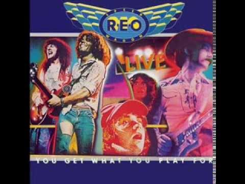 REO Speedwagon - Little Queenie (Live)