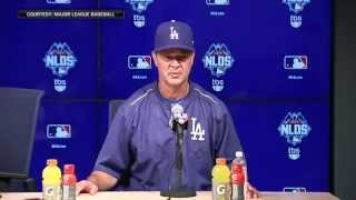 Mets and Dodgers on Chase Utley and NLDS Game 2