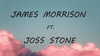 James Morrison - My Love Goes On (feat. Joss Stone) Lyrics (HD)