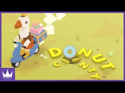 Twitch Livestream | Donut County Full Playthrough [Xbox One] thumbnail