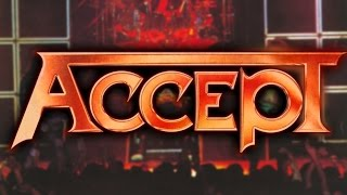 Accept - Fast as a Shark [Lyrics] Fanmade Video