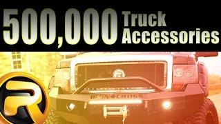 500,000+ Truck Accessories at RealTruck.com