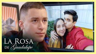 La Rosa de Guadalupe: Kevin busca vengarse de Mine   Silhouette Challenge: El Reto de la Silueta