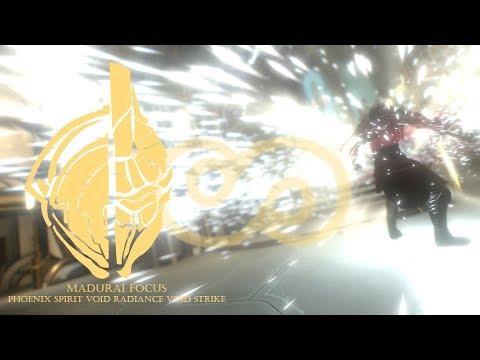 Warframe- Madurai Focus #12- Maxed Phoenix Spirit, Void Radiance and Void Strike