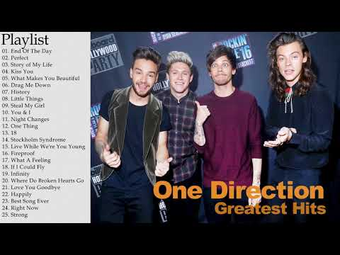 One Direction New Songs Collection Full Album - Greatest Hits One Direction Songs
