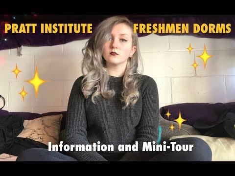 Pratt Institute Freshmen Dorms: Information and Mini-Tour