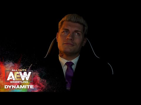 WHERE DOES CODY STAND IN THE TNT CHAMPIONSHIP TOURNAMENT?  | AEW DYNAMITE 4/22/20