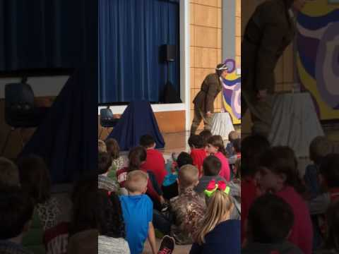 Kate Campbell Stevenson at Boyce Elementary School 2016