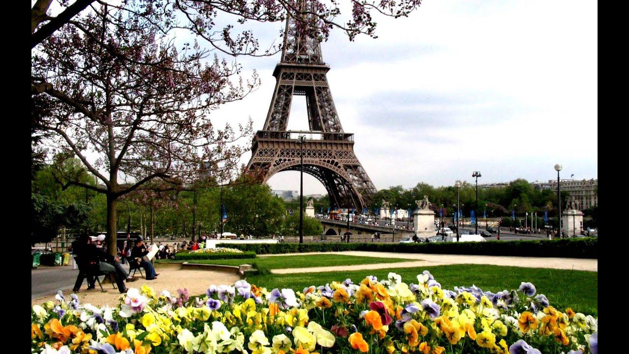 утро в париже фото