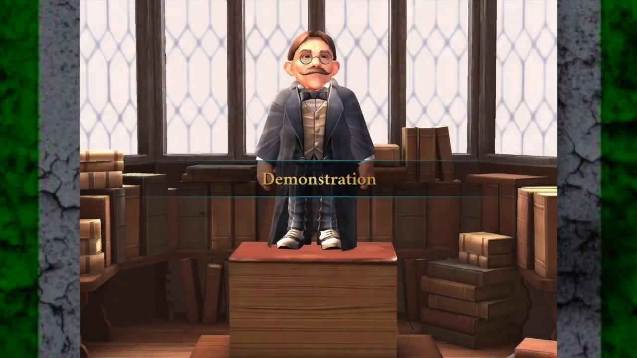 Charms Class Harry Potter Hogwarts Mystery Gameplay Walkthrough Youtube