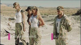 TransAngels Casey Kisses, Eli Hunter, Jessy Dubai, Phoenix Marie | Active Booty