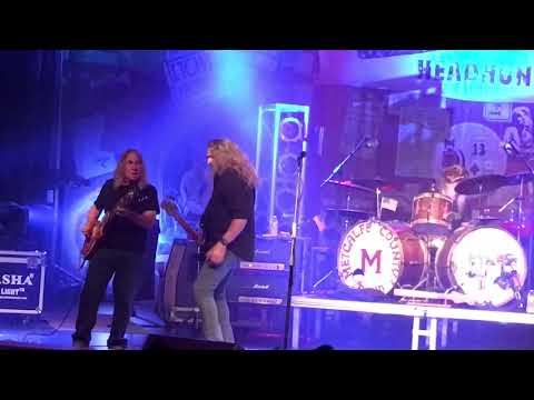 Kentucky Headhunters Walk Softly On This Heart of Mine in Glasgow