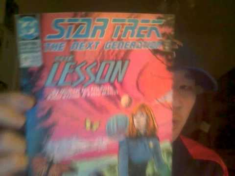 star trek comics the next gen