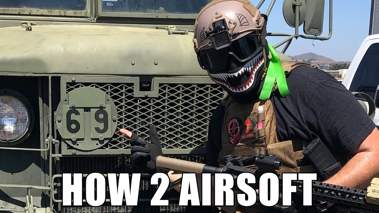 How 2 Airsoft