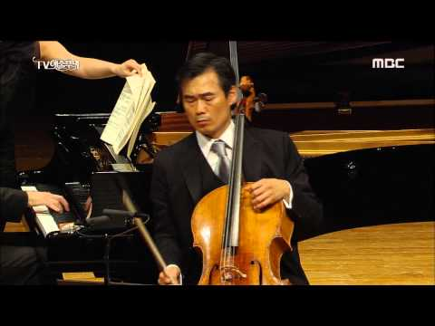 Kyung wha chung plays Schubert trio, Dvorak pieces(2014)