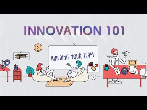 Innovation 101 Ep 3: Building your team
