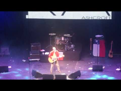 Richard Ashcroft - Check The Meaning (20-10-2016,Teatro Caupolicán,Santiago)