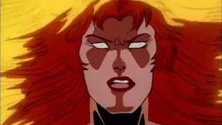 The X-Men vs the Dark Phoenix