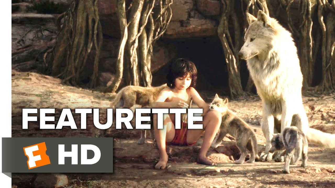 Download The Jungle Book Featurette - IMAX Featurette (2016) - Lupita Nyong'o Movie HD